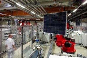 Aleo Solarmodule