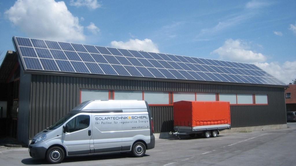 Solartechnik schierl