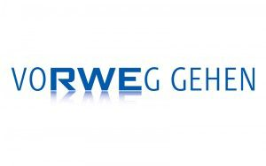 RWE Vorweg gehen